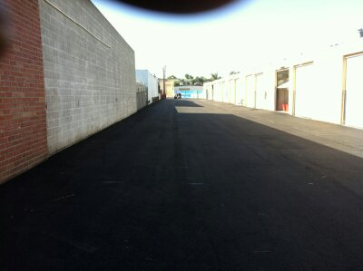 Resurfacing Asphalt Pavement